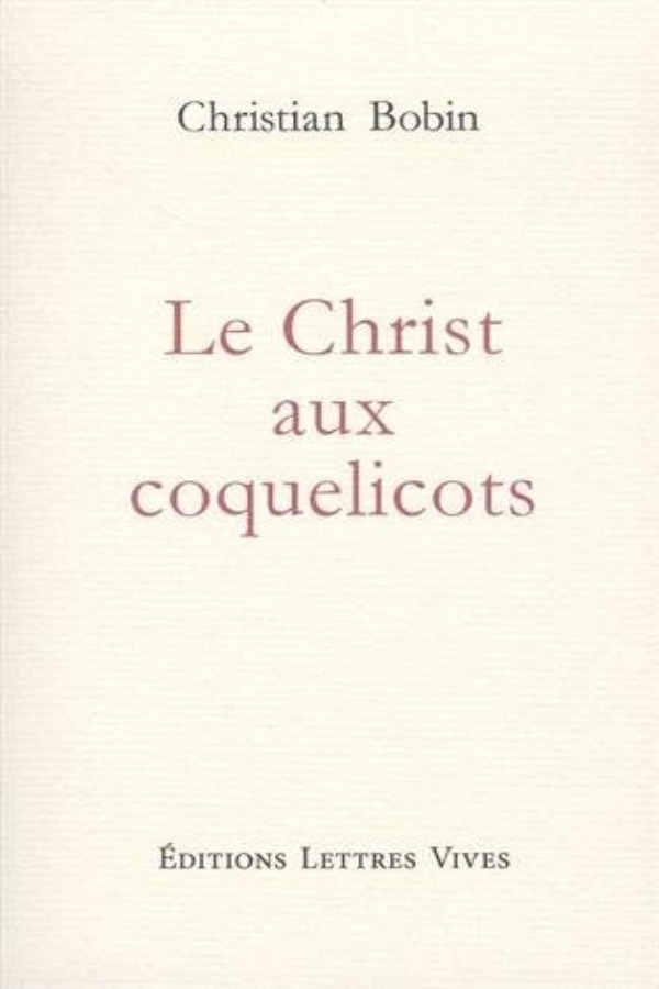 Le Christ aux coquelicots